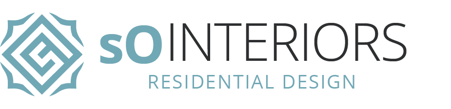 Logo for sOInteriors