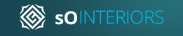 Logo for sOInteriors
