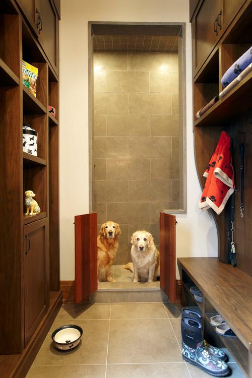 Luxe custom kennel